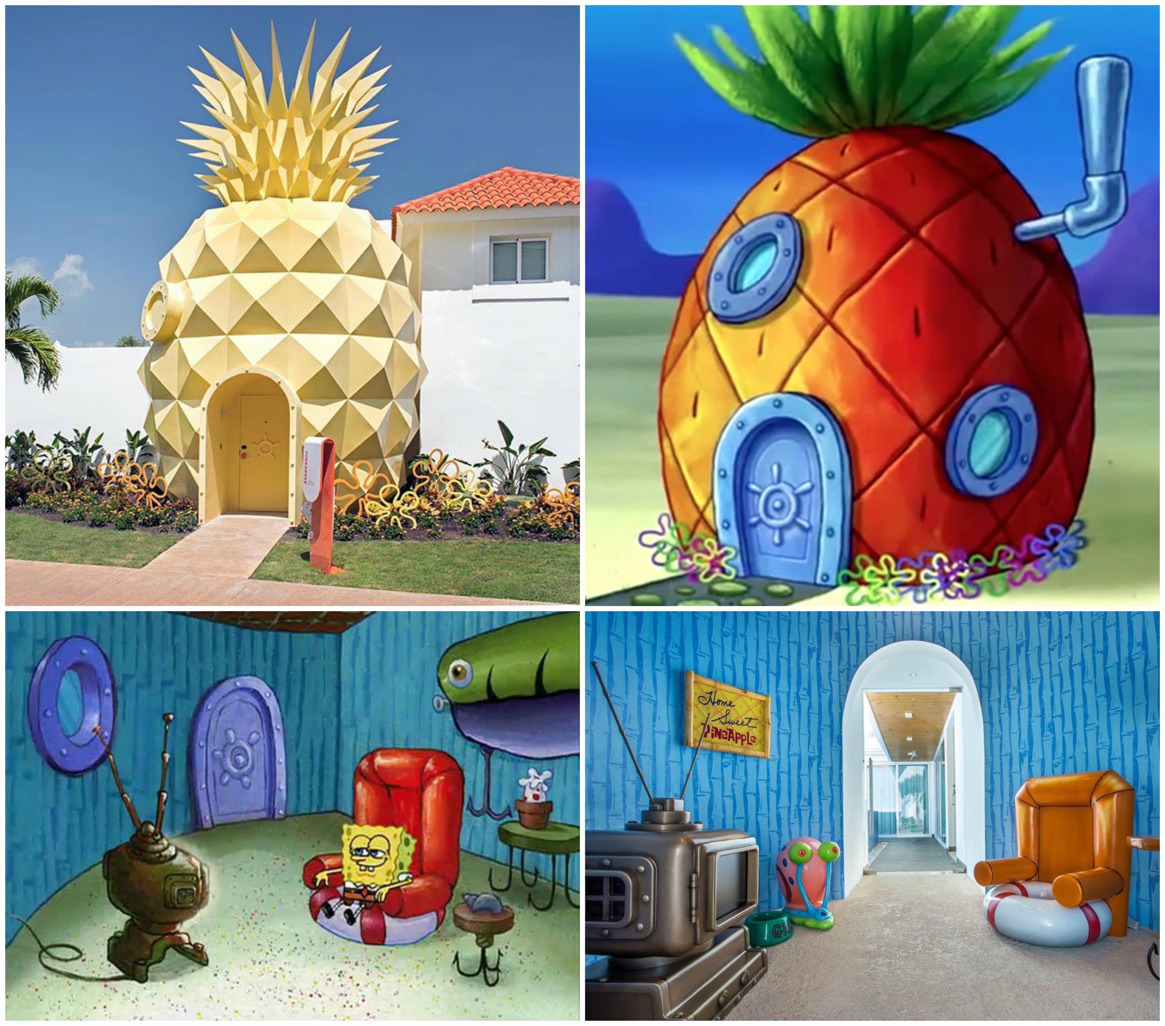 10 casas de caricaturas que existen en la vida real for Imagen de lavaderos para casas