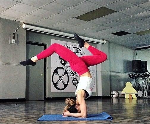 aroosha yoga