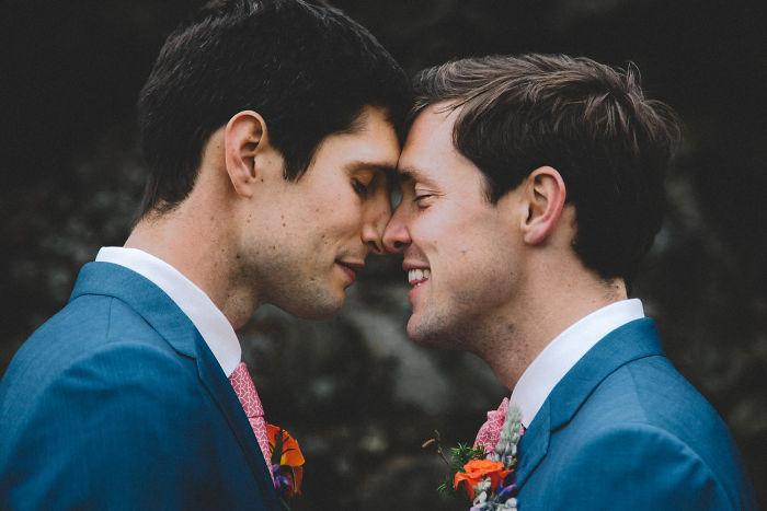 bodas lgbt pareja de chicos