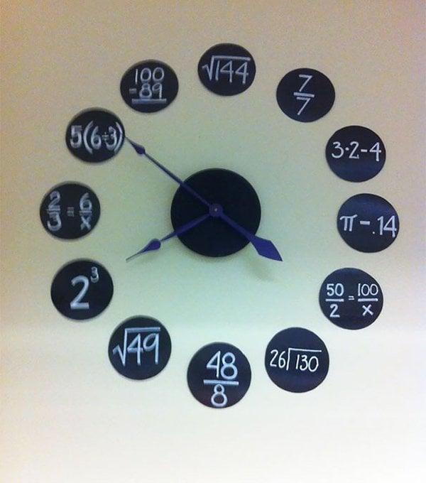 reloj ingenioso