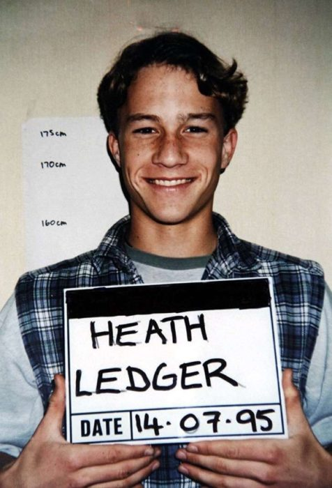 heath ledger teen