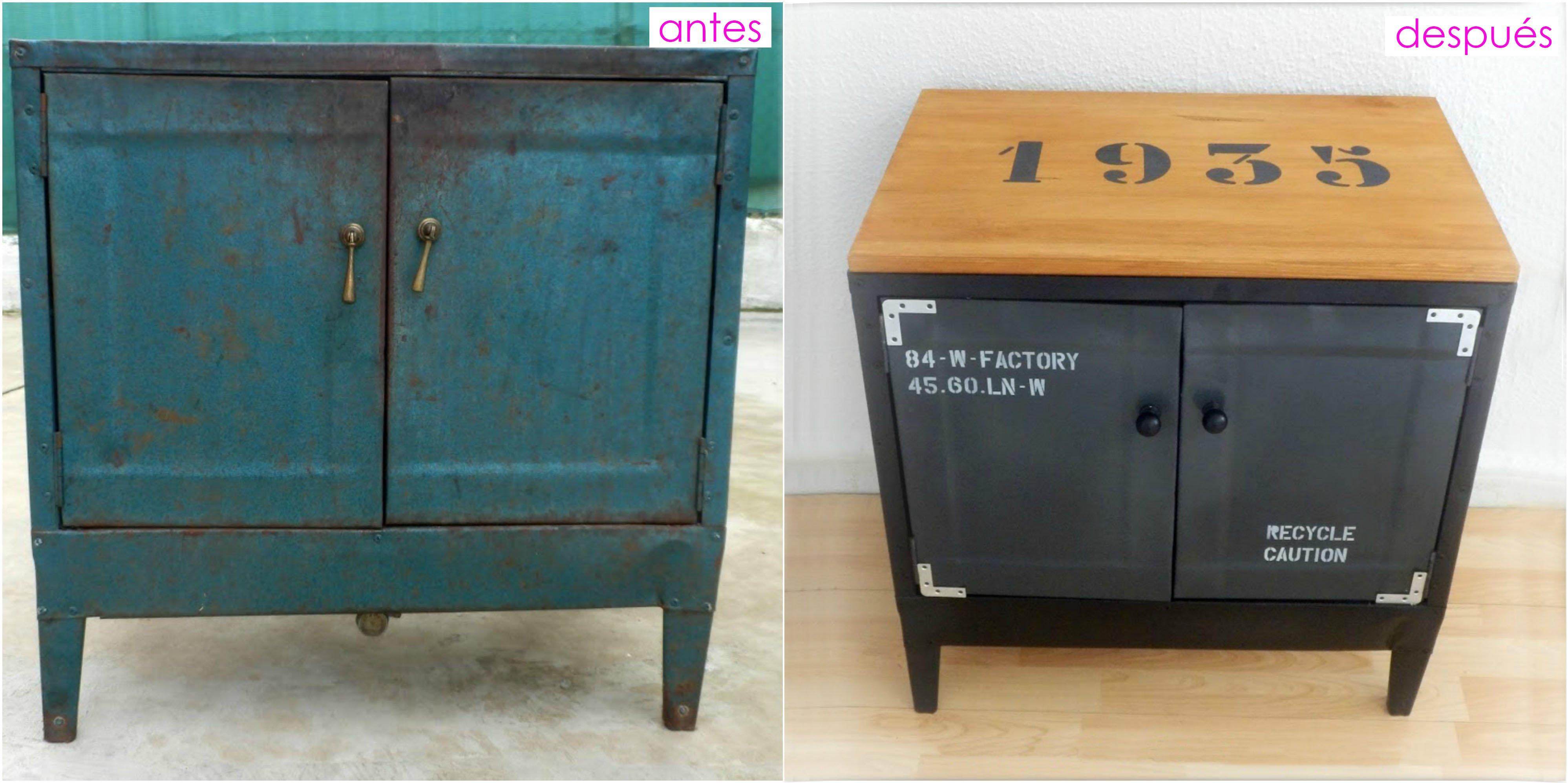 algunas veces tenemos muebles que no son de madera y no tenemos idea de cmo devolverles la vida si es tu caso puedes ver este tutorial para rescatar