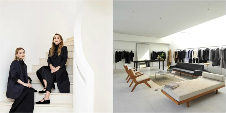 olsen and the row store