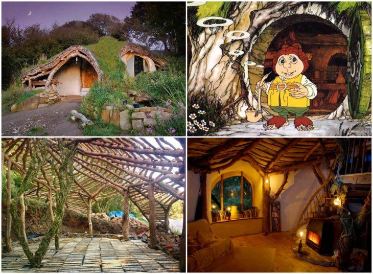 casita de hobbit