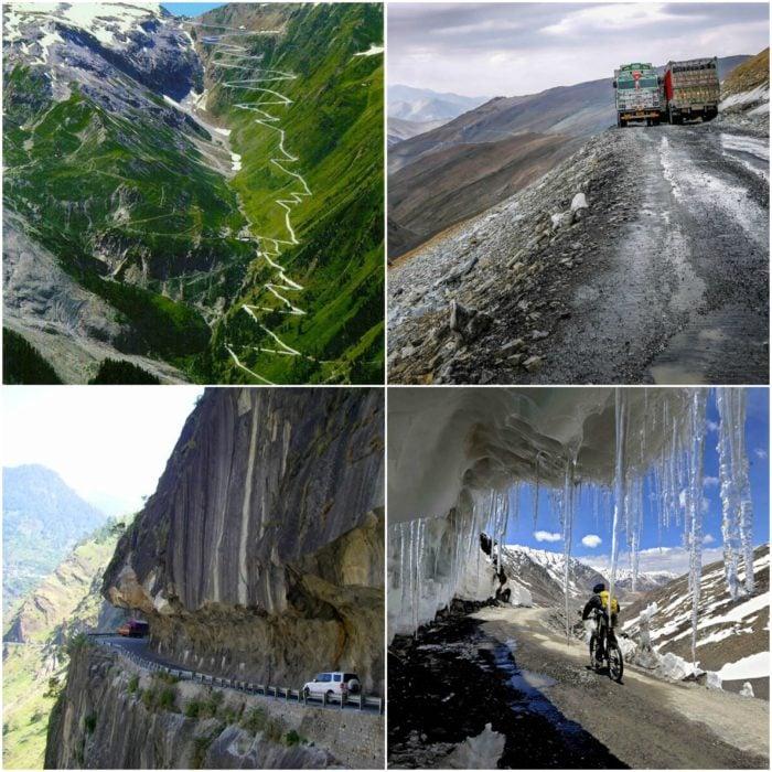carretera leh manali
