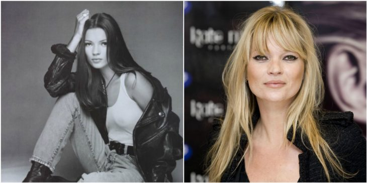 kate moss antes despues