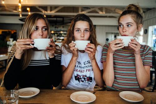 café amigas