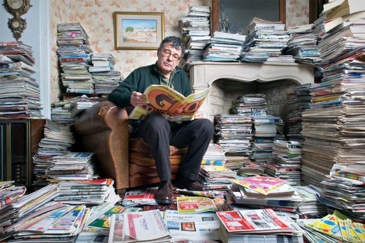 365 unpacked periodicos y revistas