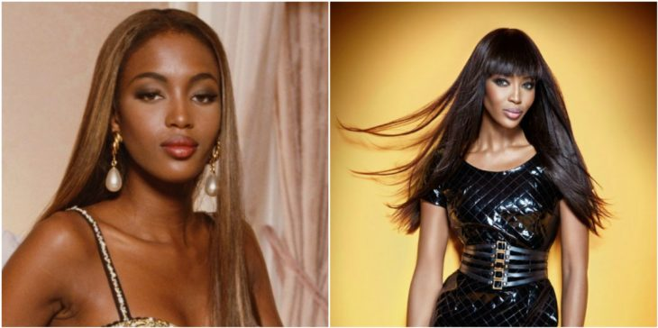 naomi campbell antes despues
