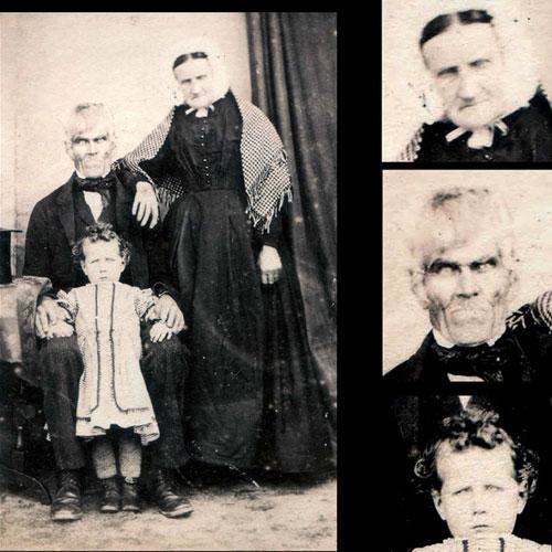 familia de terror