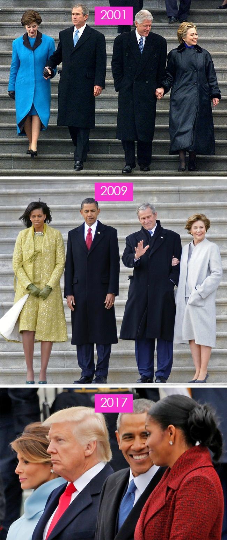 presidentes y expresidentes