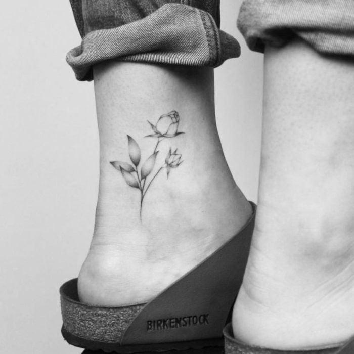 tobillo tattoo