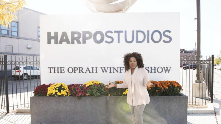 oprah en harpostudios