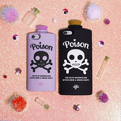 poison bottle case