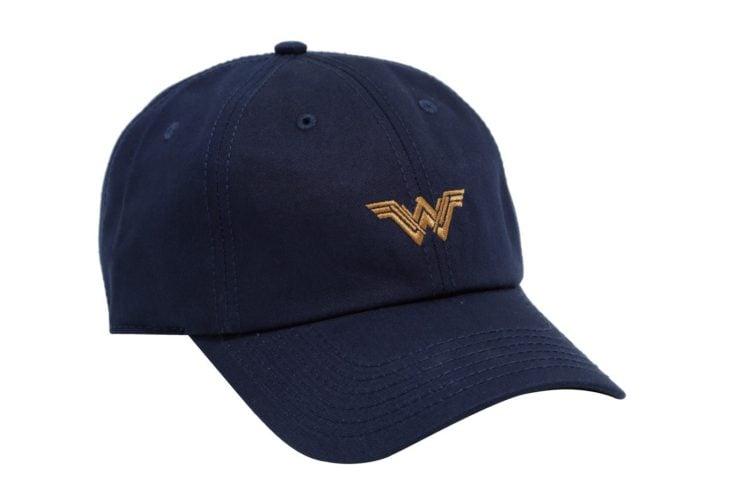 gorra de mujer maravilla