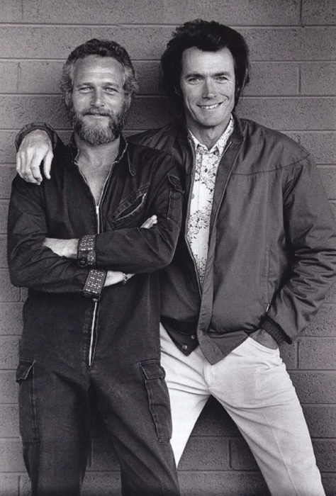 sexy paul newman and clint eastwood