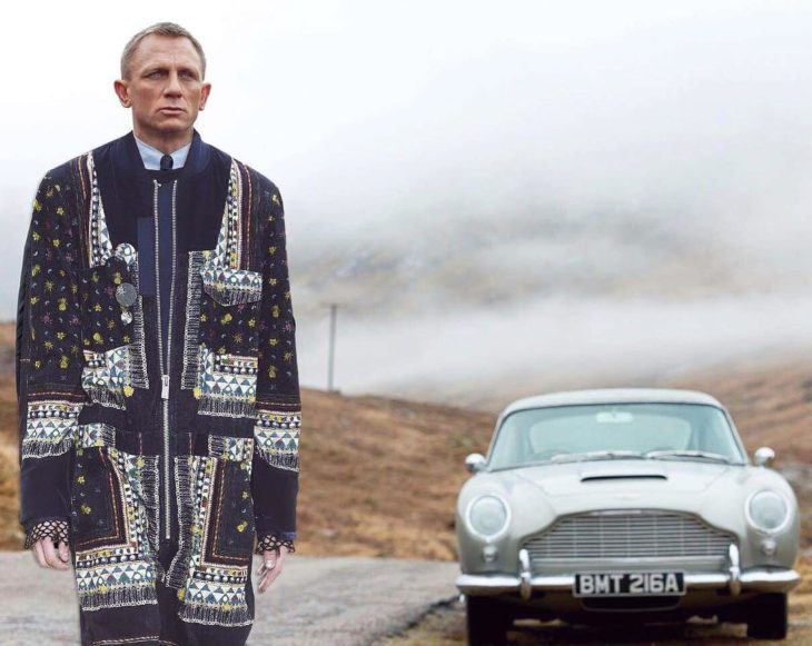 james bond sacai