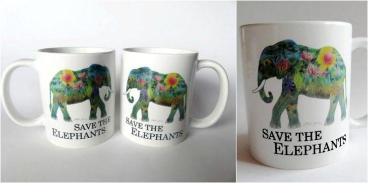taza elefante