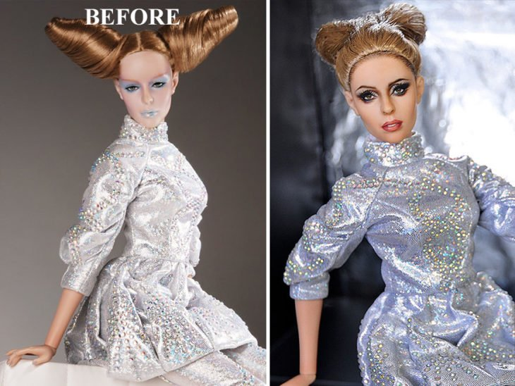 Lady Gaga doll