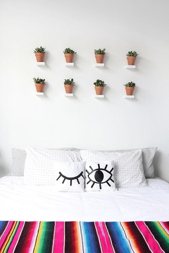 habitacion plantas
