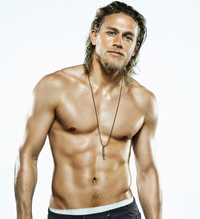 charlie hunnam abs