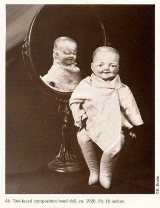 muñeco del diablo