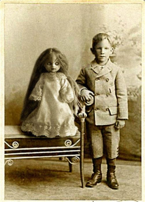 muñeca del diablo