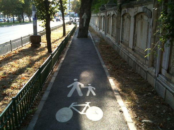 carril obstaculo