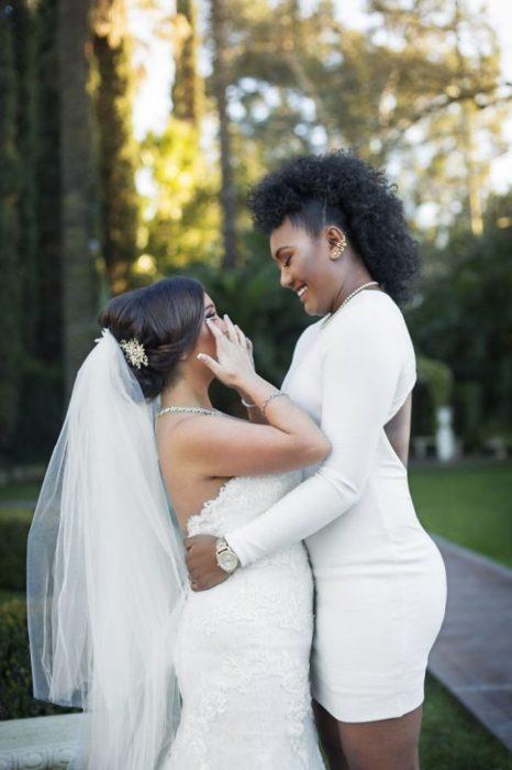 novias felices