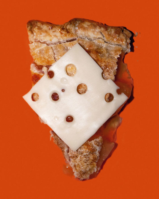 wisconsin siempre el pay de manzana debe llevar queso