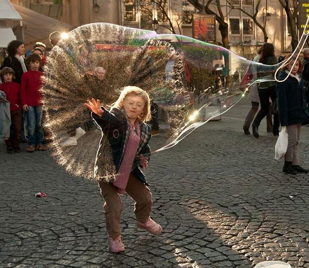 burbuja revienta