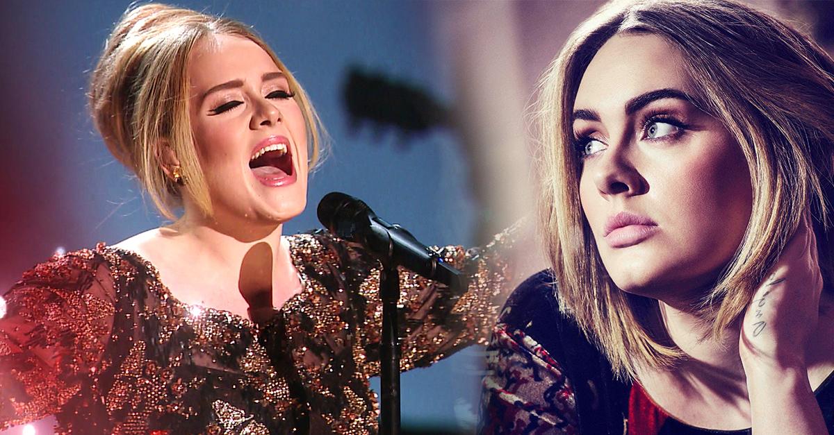 Adele no sabe si volverá a salir de gira y esta es la razón