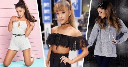 10 lecciones de moda que debes aprender de Ariana Grande si también tienes un cuerpo petite