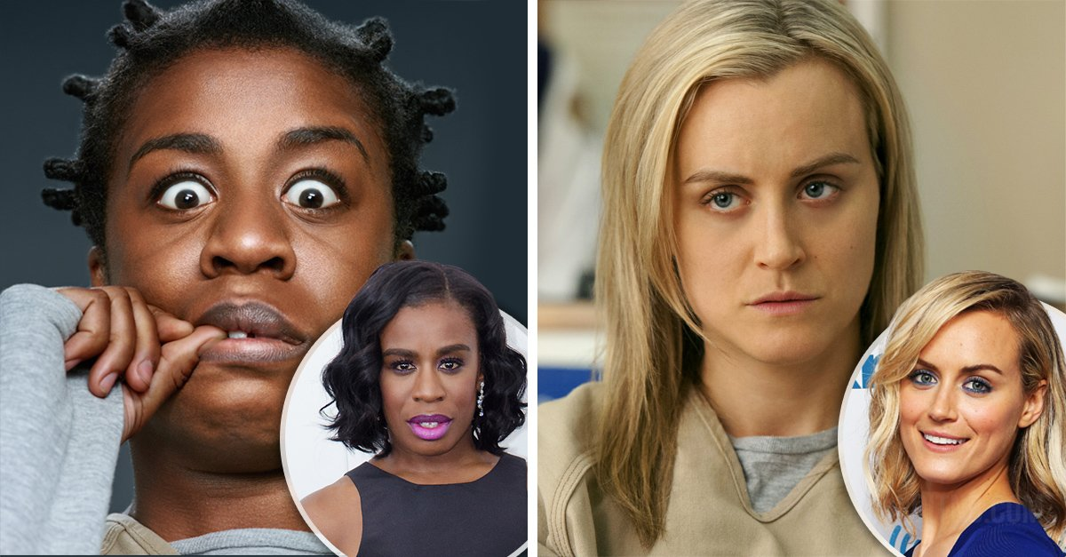 Así es como se ven las chicas de Orange is The New Black en la vida real
