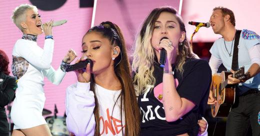 Así se vivió el concierto 'One Love Manchester'