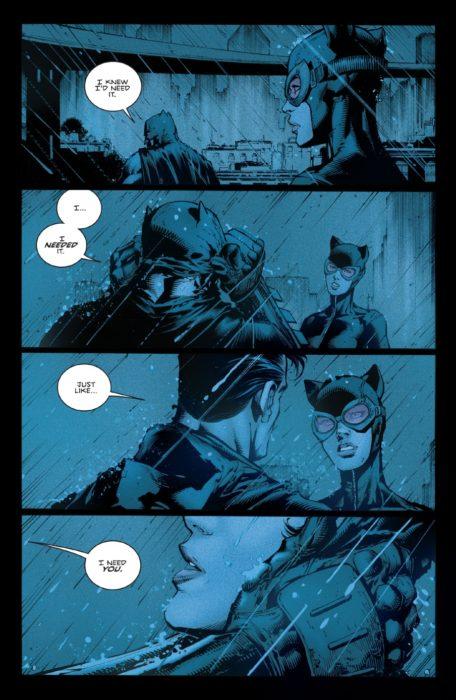 Batman y Gat´´ubela