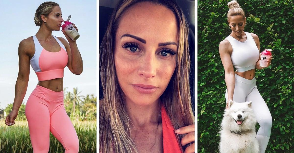 Bloguera fitness muere victima de la explosión de una lata de crema batida
