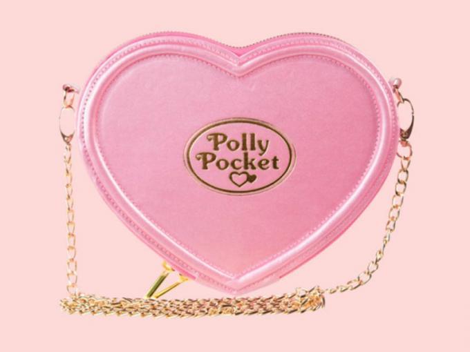 Bolso polly pocket
