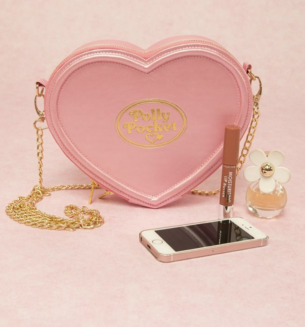 Bolso Polly Pocket