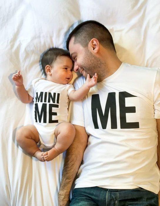 Papá e hijo