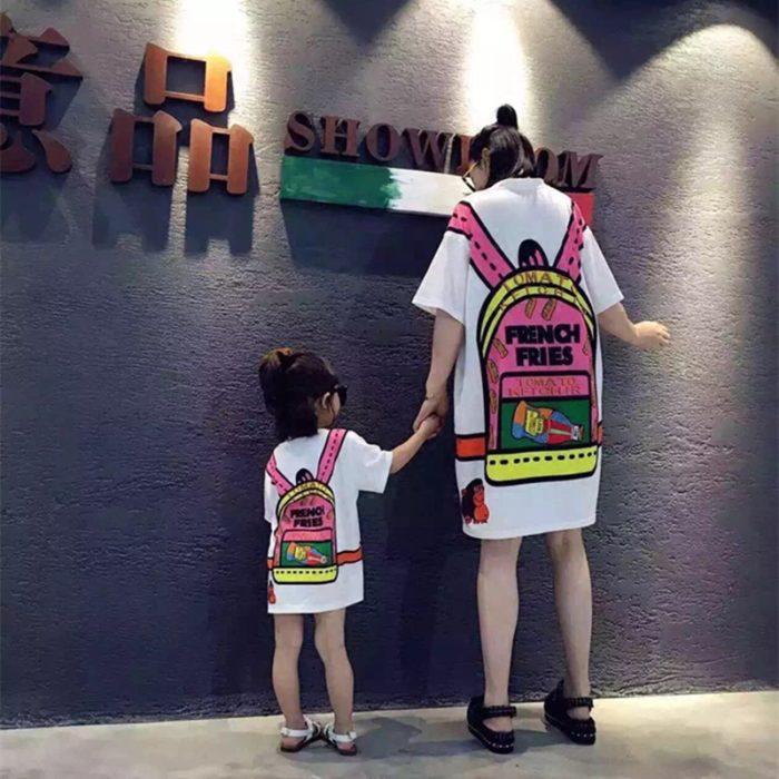 Camisas similares en familia (2)