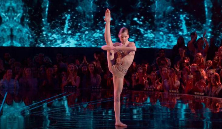 Chica bailarina