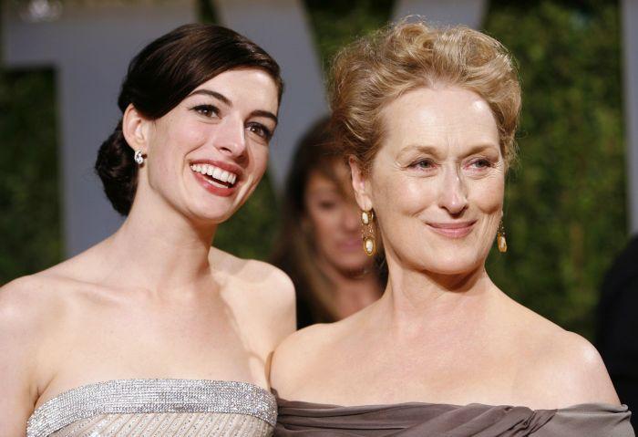 Meryl y Anne