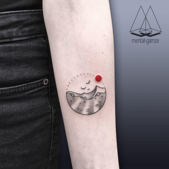 Tatuajes de Mentat Gamze