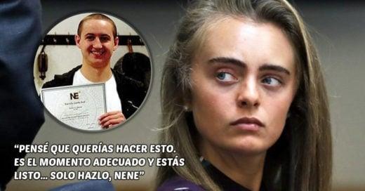 Esta chica está siendo juzgada por incitar a su novio a suicidarse