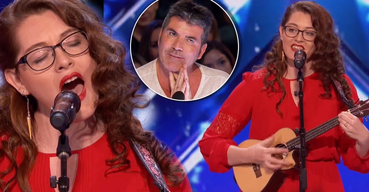 Esta chica sorda sorprendió al jurado de 'America's Got Talent' al cantar; Internet está conmovido