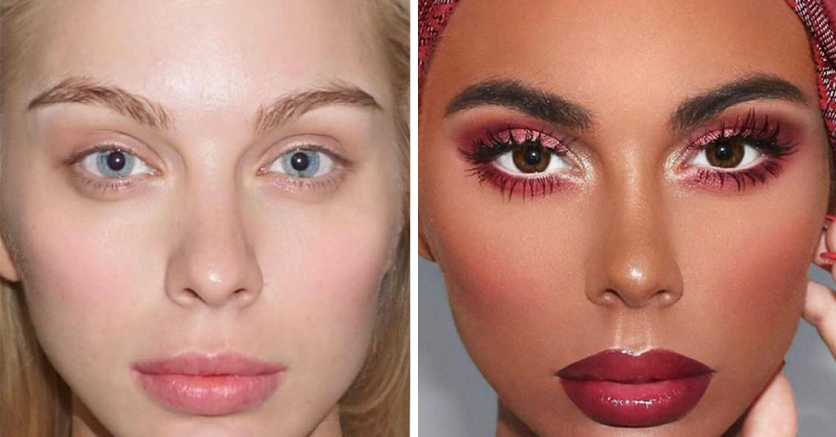 Este artista del maquillaje fue duramente criticado por sus cambios de look