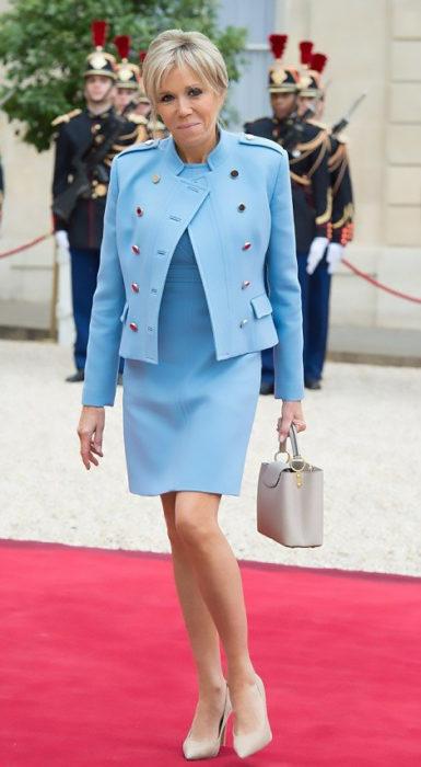 Estilo primera dama de Francia