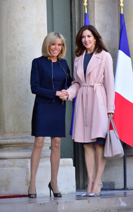 Primera dama de Francia