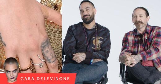 Expertos de Ink Master critican los tatuajes de las celebridades